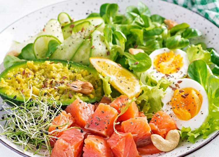 Plan de alimentación sano