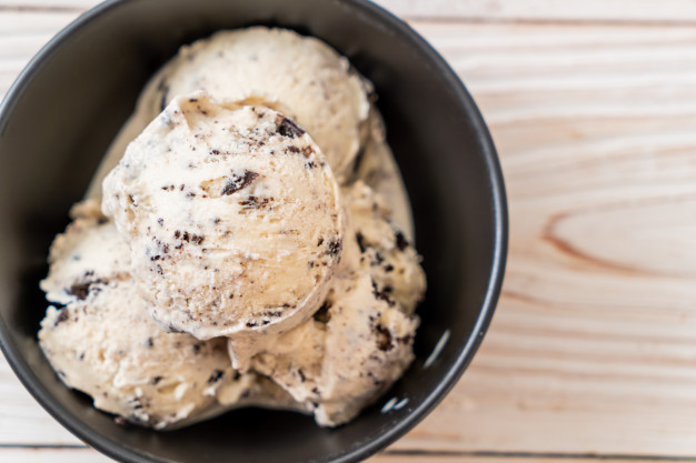 helado de Oreo