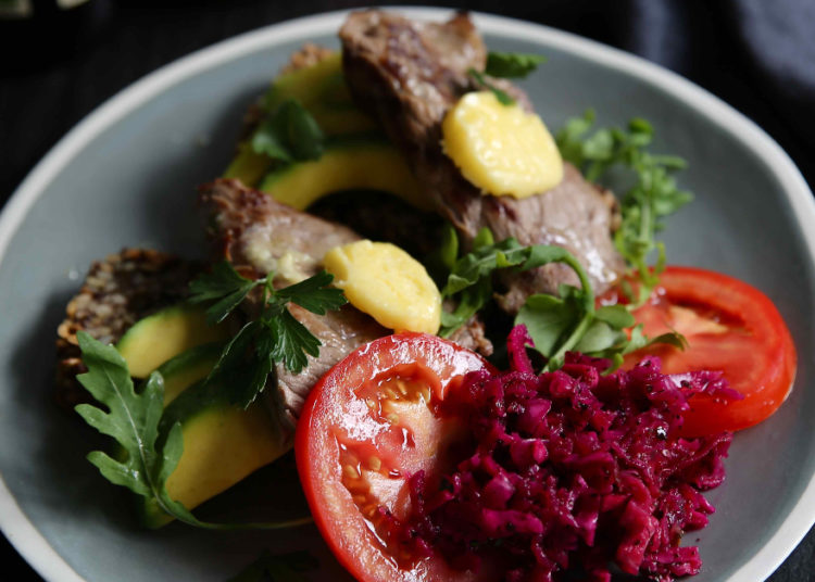Comidas saludables para almorzar