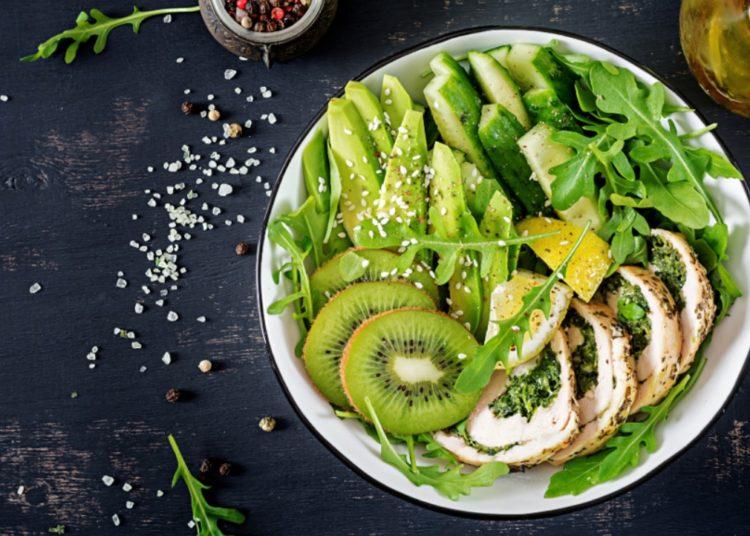 Ejemplos de comidas saludables
