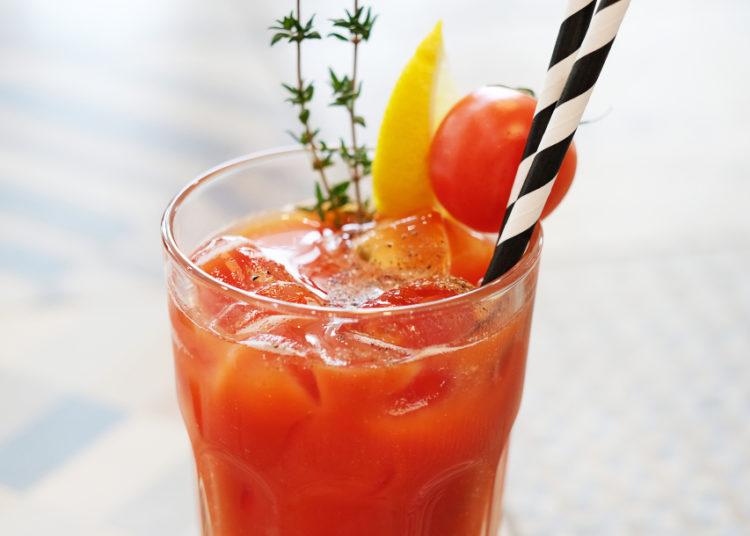 Bebida con base de frutas
