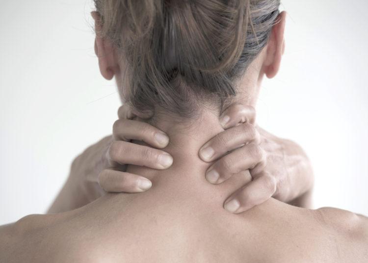 Masajes para aliviar el dolor de cuello