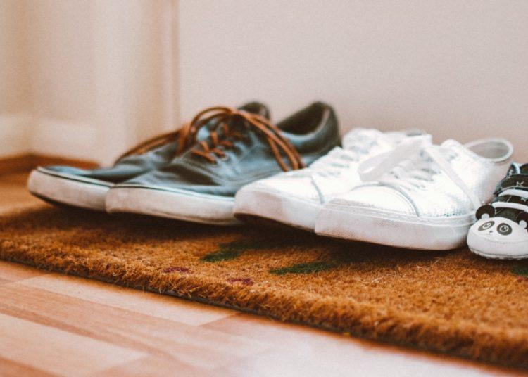 Tratamiento casero para calzado