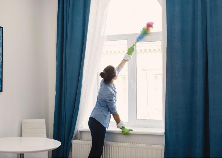 Errores que debes evitar al limpiar la casa