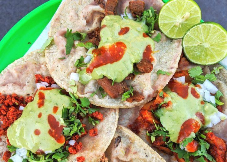Salsa verde para tacos