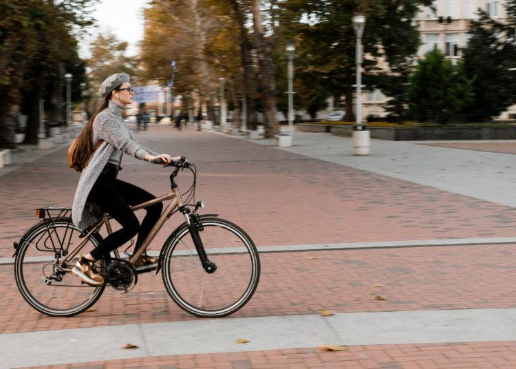 Trasládate en bici para ir a los lugares más cercanos