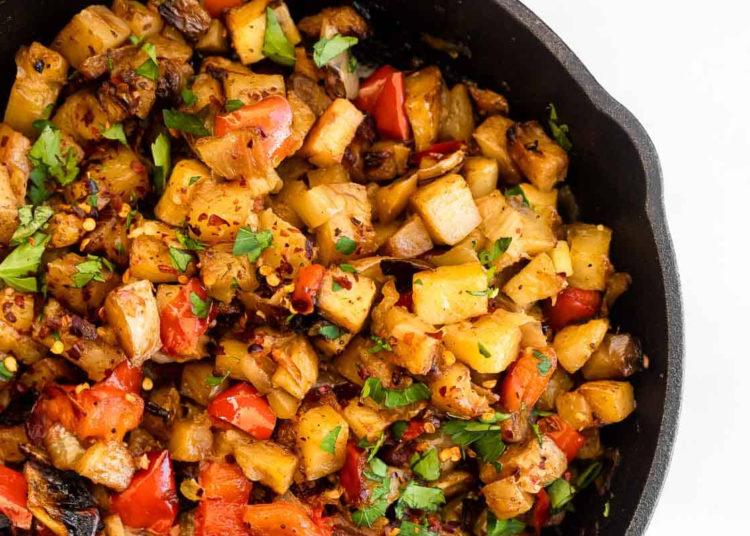 Esta receta no lleva salsas o aderezos adicionales