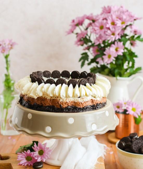 Comparte esta cheesecake en un día especial