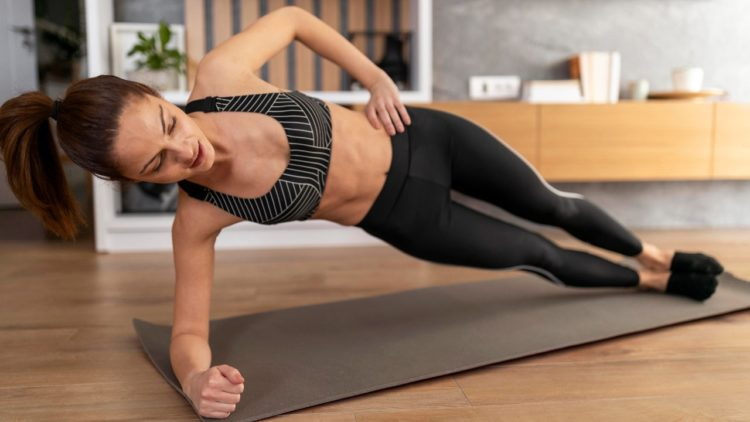 Tipos de planchas que aplanan el abdomen y ayudan a trabajar la fuerza en brazos y piernas