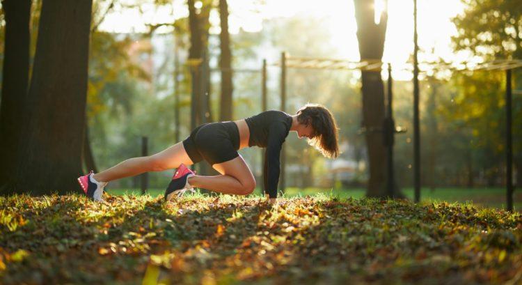 Ejercicios con tu propio peso para adelgazar, tonificar y mejorar la resistencia