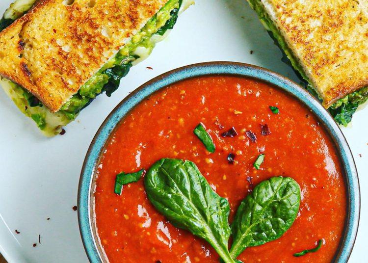 Esta receta fue recomendada por la chef Caitlin Greene