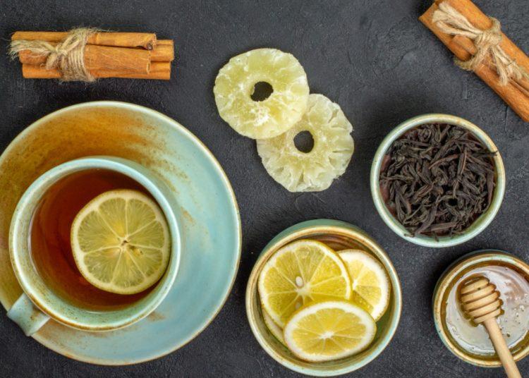 Con miel y limón