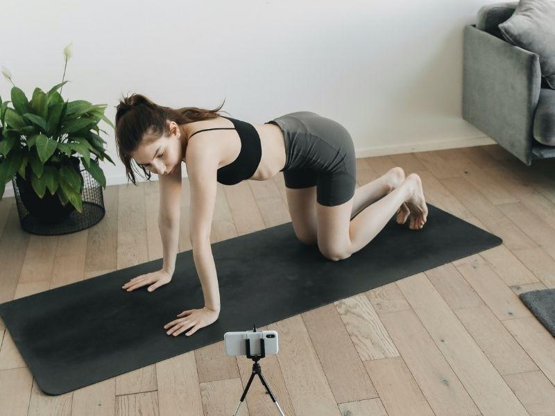 Intenta estos ejercicios hipopresivos para trabajar el abdomen